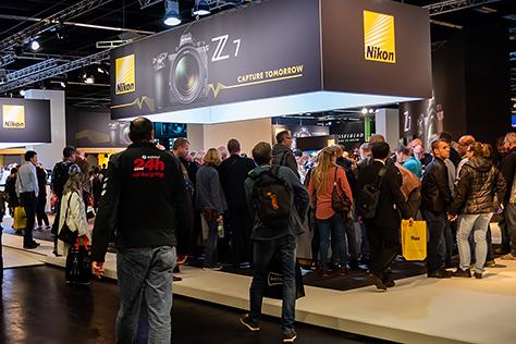 Nikon inšpirácie na Photokina 2018