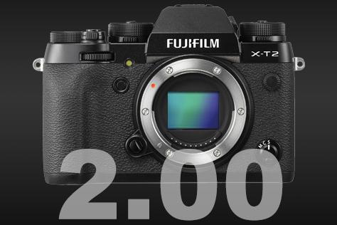 Masívny firmware update pre vlajkové fotoaparáty Fujifilm X-T2 a X-Pro2
