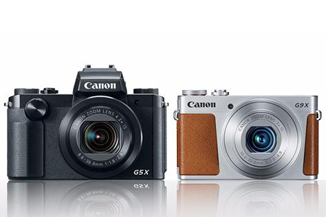 Pokro�il� kompakty Canon - nov� rad PowerShot G