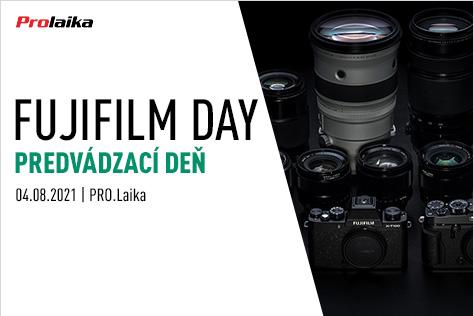 Fujifilm deň + Fotovychádzka