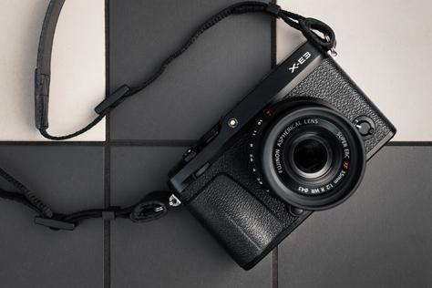 Fujifilm X-E3 s novým 24 Mpix snímačom a 4K videom je tu!