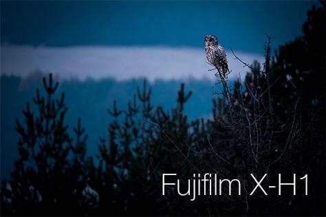 Dva mesiace s fotoaparátom Fujifilm X-H1