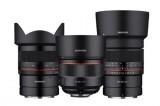 Nové objektívy Samyang pre fotoaparáty Nikon