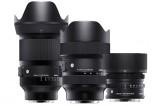 Sigma predstavuje tri nové objektívy s bajonetom Sony E-mount a L-mount