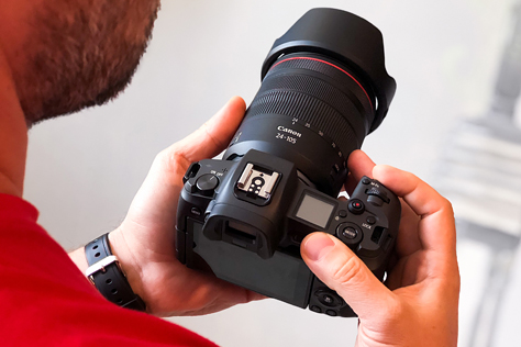 Prvé dojmy z Canon EOS R