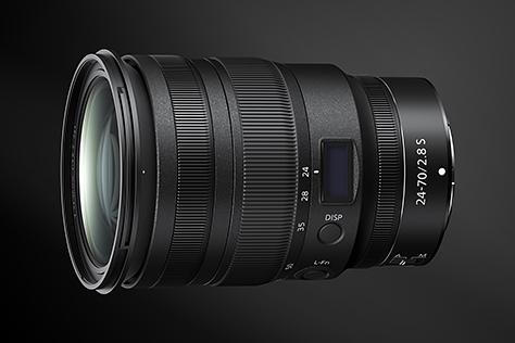 Profi zoom pre Nikon Z systém: NIKKOR Z 24 – 70 mm f/2,8 S