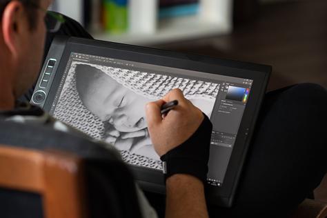 All in one zariadenie pre fotografa, Wacom Mobile Studio Pro