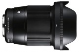 Sigma 16mm f/1.4 DC DN: Cena za svetelnosť