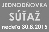 Minis�a�: Jednod�ovka 3 (30.8.2015)