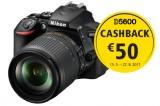 100 dňový narodeninový cashback Nikon spustený