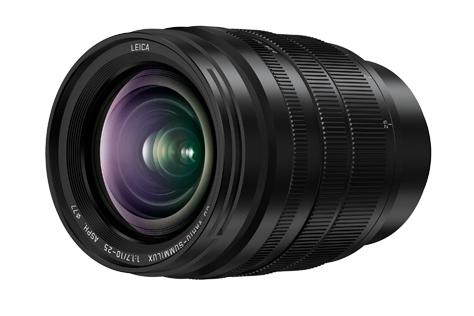 Nový zoomový objektív so svetelnosťou f1,7 a telekonvertory pre LUMIX S