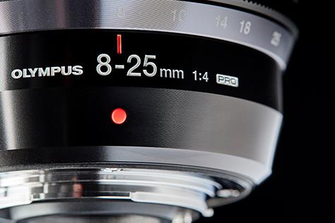 Olympus M.ZUIKO 8-25mm f4.0 PRO - zoomový profi objektív s vynikajúcim obrazom