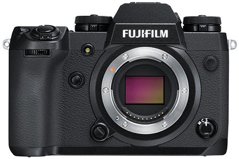 Fujifilm predstavuje fotoaparát X-H1 so stabilizáciou snímača