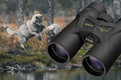 Poznávajte prírodu naľahko s Nikon PROSTAFF 3S