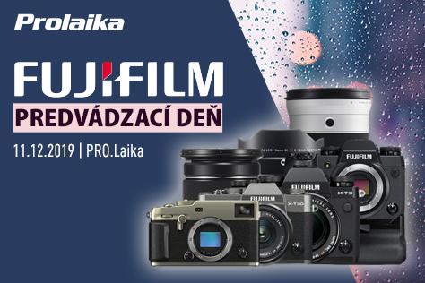 Fujifilm deň v PRO.Laika