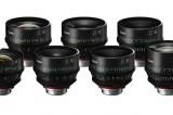 Nová séria filmových objektívov Sumire Prime od Canonu
