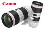 Nové profesionálne svetelné zoomy Canon predstavené!