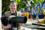 Michal Svítok: Fotil som olympiádu