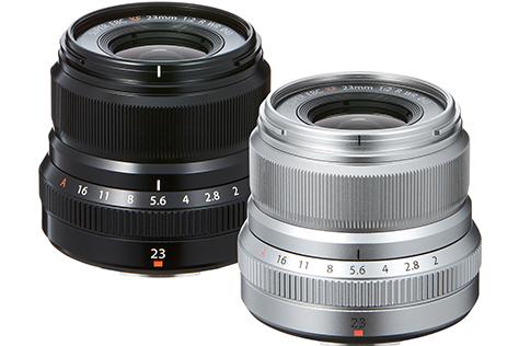 Fujifilm predstavuje objekt�v XF23mm F2 R WR a nov� �t�lov� fotoapar�t X-A3