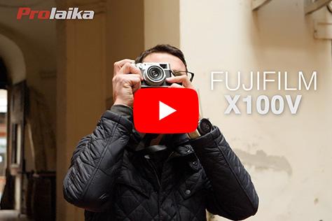 Videorecenzia - Fujifilm X100V