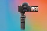 Sony predstavuje novú vlogovaciu kameru ZV-1