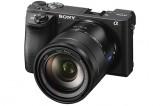 Sony predstavuje A6500 a RX100 mark V
