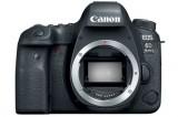 Canon predstavuje fullframe EOS 6D Mark II a malú zrkadlovku EOS 200D