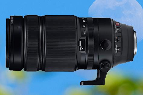 Na wildlife s Fujifilm XF 100-400mm F4.5-5.6 R LM OIS WR