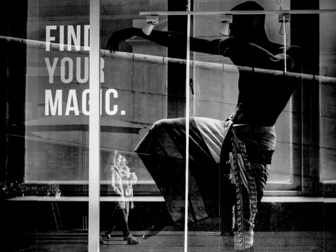 find your magic?