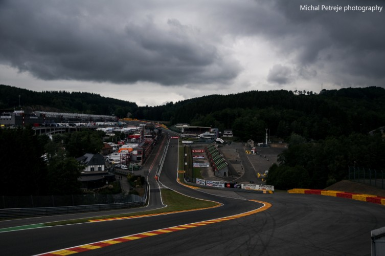 Magic atmosphere in SPA...