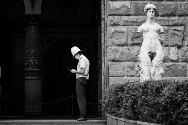 Florencia, jún 2020. Copyright: Jana Rajcová