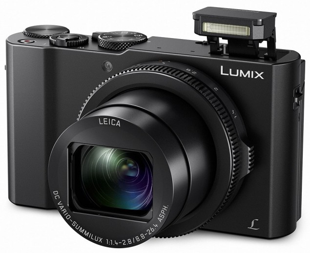 Panasonic Lumix DMC-LX15.