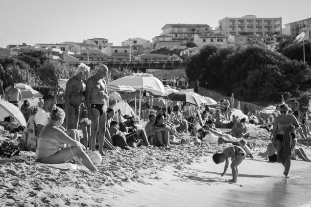Sardínia, august 2020. Copyright: Jana Rajcová