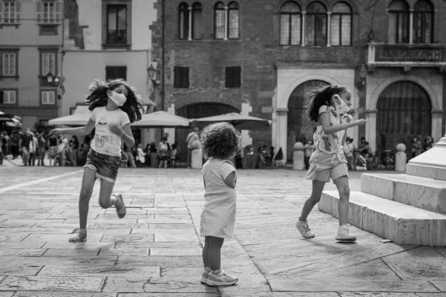 Lucca, jún 2020. Copyright: Jana Rajcová