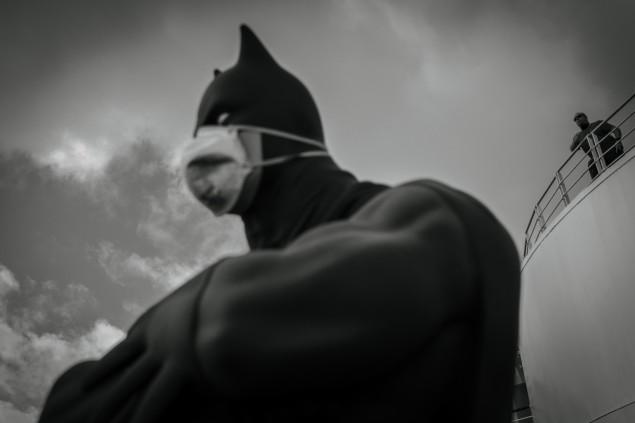 Livorno, Superhero, 2020. Copyright: Jana Rajcová