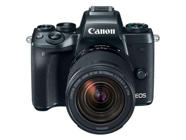 Canon predstavuje pokročilý fotoaparát EOS M5 a objektív EF EF 70 ... e1111c98d11