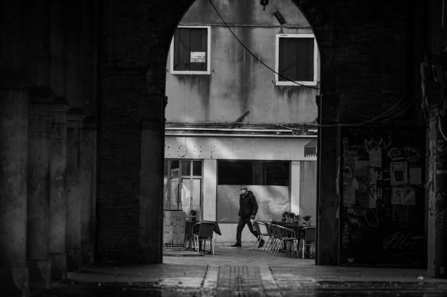 Benátky, jún 2020. Copyright: Jana Rajcová