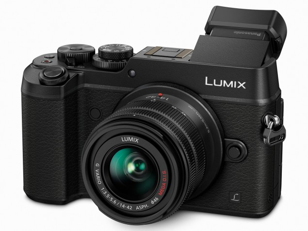 Panasonic Lumix DMC-GX8.
