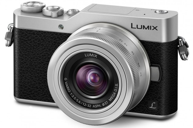 Panasonic Lumix DMC-GX800.