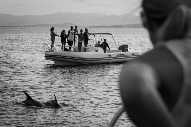 Sardínia, júl 2020. Copyright: Jana Rajcová