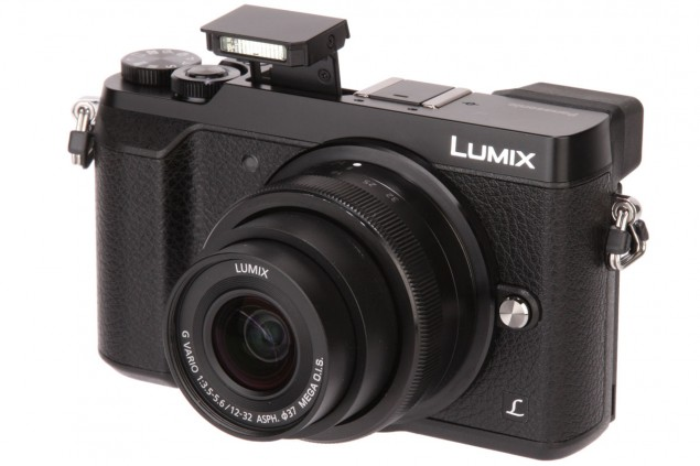 Panasonic Lumix DMC-GX80.