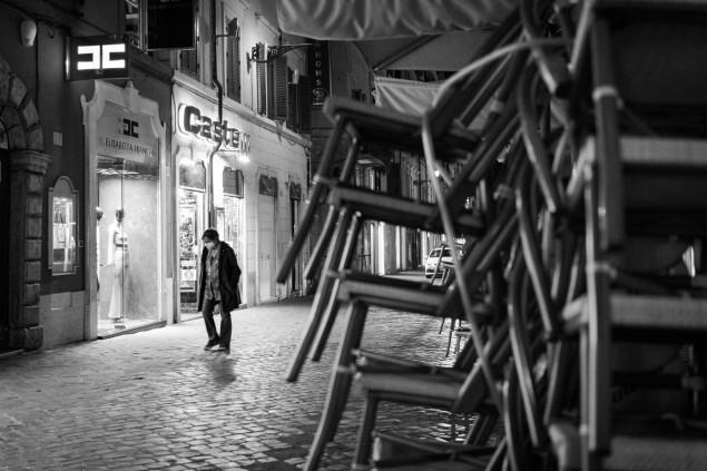 Rím, november 2020. Copyright: Jana Rajcová