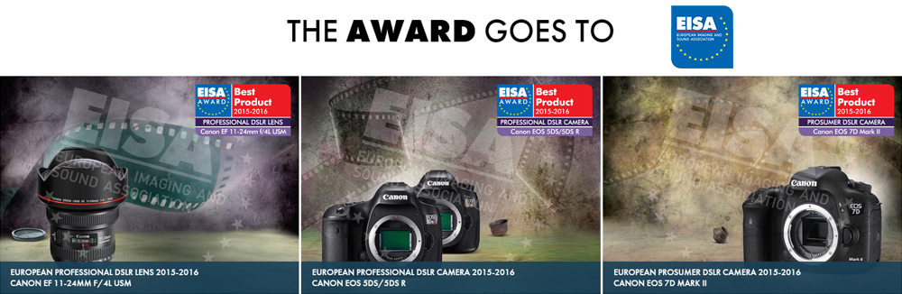 EISA Awards 2015-2016