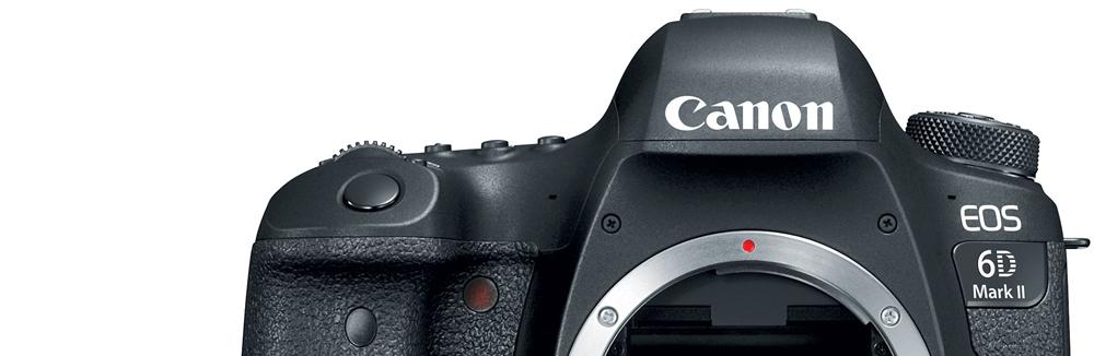 Canon predstavuje fullframe EOS 6D Mark II a malú zrkadlovku EOS 200D e94a075010a